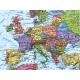 Świat polityczny 197x140cm. Mapa magnetyczna.