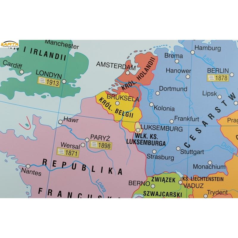 Mapa Europy Kolonia Niemcy Mapa Niemiec 2020 02 02