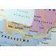 Europa wczesnośredniowieczna/Europa Karola Wielkiego 160x120cm. Mapa ścienna dwustronna.