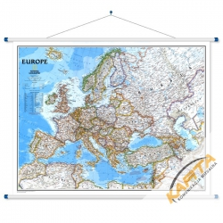 M-DR Europa Polityczna 1:5,4mln.NG Mapa ścienna 123x90